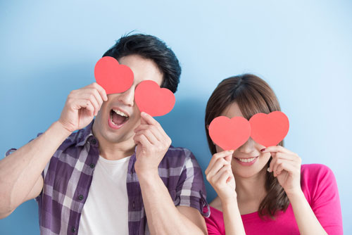 コミュニケーションが円満だと夫婦間も自然と円満になる